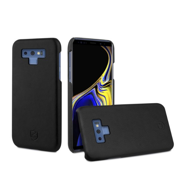 Capa Leather Slim Preta Galaxy Note 9 - Gorila Shield
