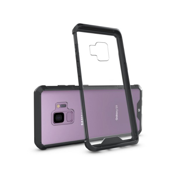 Capa Ultra Slim Air Preta para Samsung Galaxy S9 - Gorila Shield