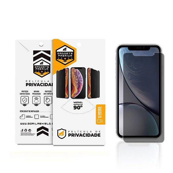 Película Privacidade para Iphone XR - Gshield