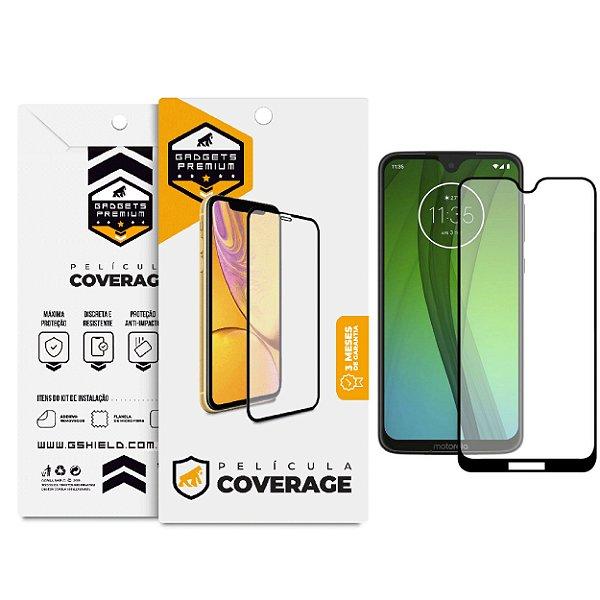 Película Coverage Color para Motorola Moto G7 - Gshield