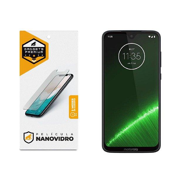 Película de Nano Vidro para Motorola Moto G7 Plus - Gshield