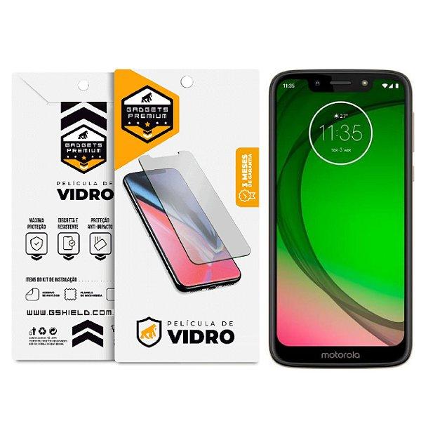 Película de Vidro Dupla para Motorola Moto G7 Play - Gshield