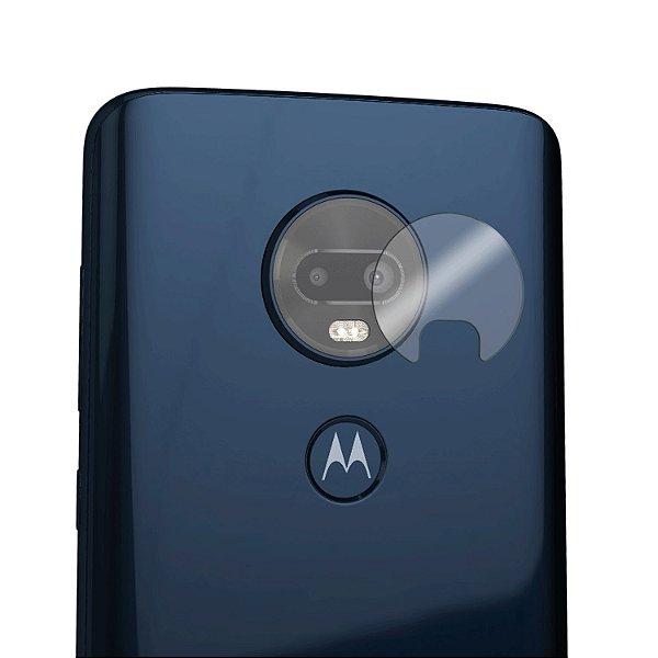 Película de Vidro para Lente de Câmera Motorola Moto G7 Plus - Gorila Shield