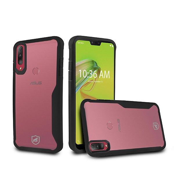 Capa Atomic para Asus Zenfone Max Shot - Preta - Gorila Shield