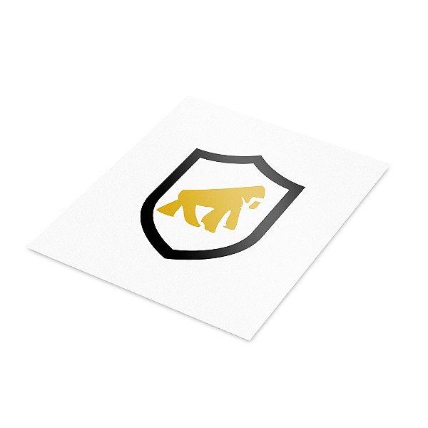 Adesivo Gshield (Fundo Transparente) - Gshield