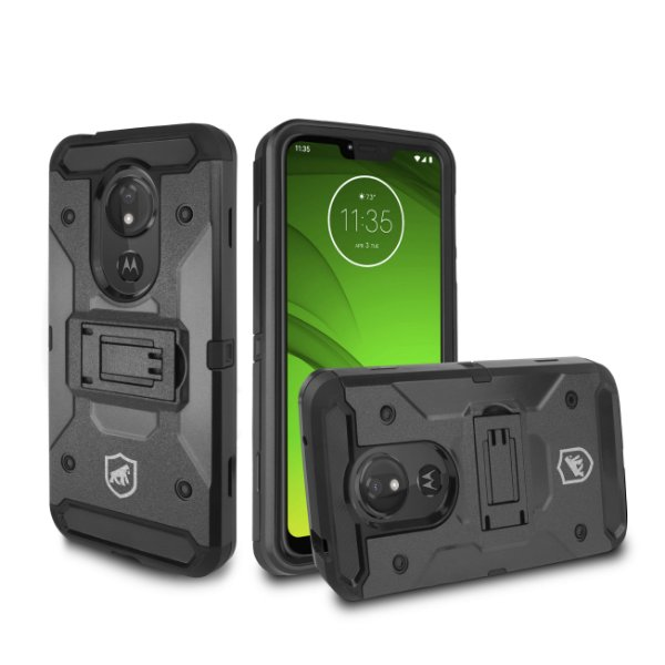 Capa Armor Tough para Motorola Moto G7 Power - Gorila Shield