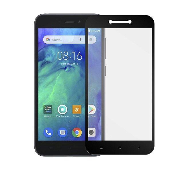 Película Coverage 5D Pro Preta para Xiaomi Redmi Go - Gshield