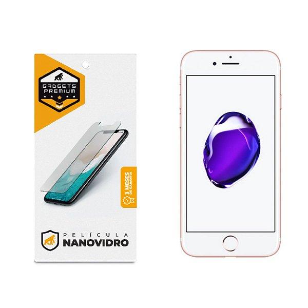 Película de Nano Vidro para iPhone 7 e iPhone 8 - Gshield