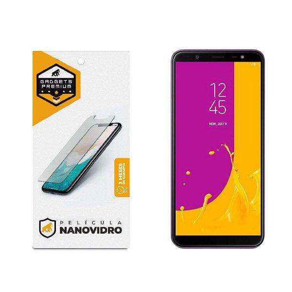 Película de Nano Vidro para Samsung Galaxy J8 - Gshield