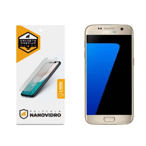 Película de Nano Vidro para Samsung Galaxy S7 - Gshield