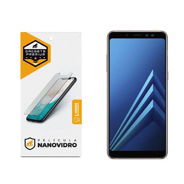 Película de Nano Vidro para Samsung Galaxy A8 - Gshield