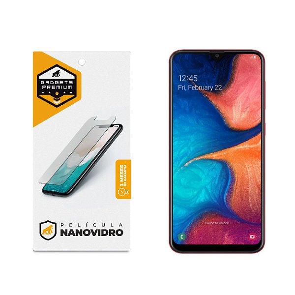 Película de Nano Vidro para Samsung Galaxy A20 - Gshield