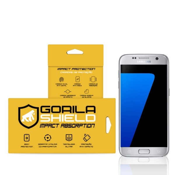 Película de Nano Gel Dupla para Samsung Galaxy S7 - Gorila Shield