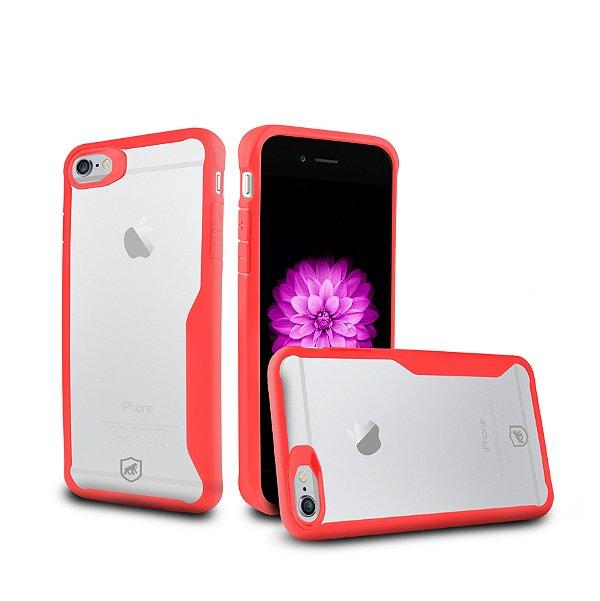 Capa Atomic para iPhone 6 e iPhone 6S - Vermelha - Gorila Shield