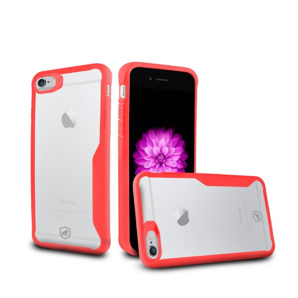 Capa Atomic para iPhone 6 Plus e iPhone 6s Plus - Vermelha - Gorila Shield