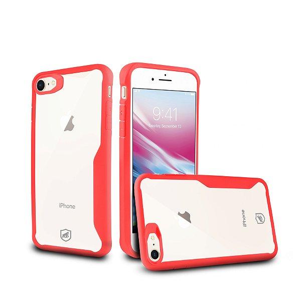 Capa Atomic para iPhone 7 e iPhone 8 - Vermelha - Gorila Shield