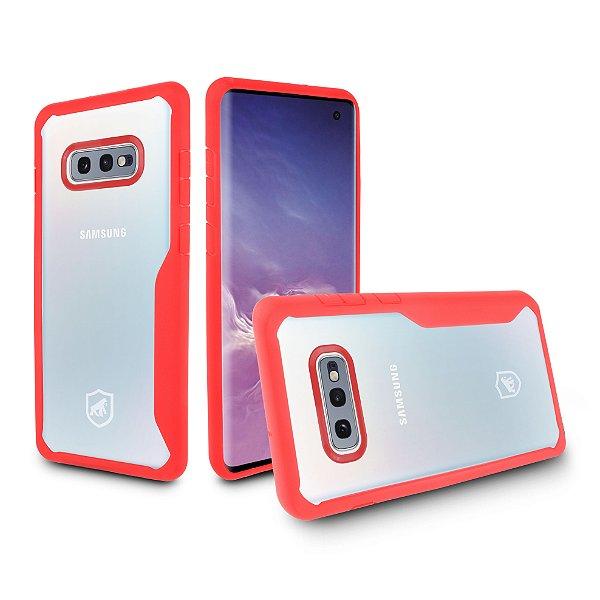 Capa Atomic para Samsung Galaxy S10E - Vermelha - Gorila Shield