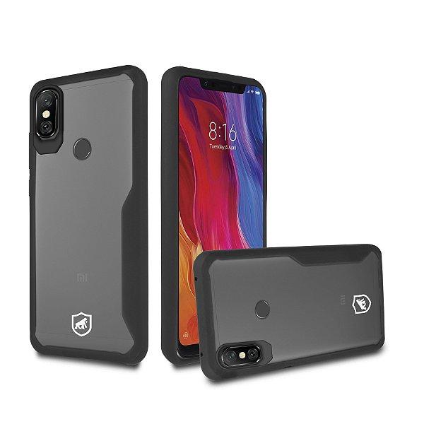 Capa Atomic para Xiaomi Mi 8 - Preta - Gshield