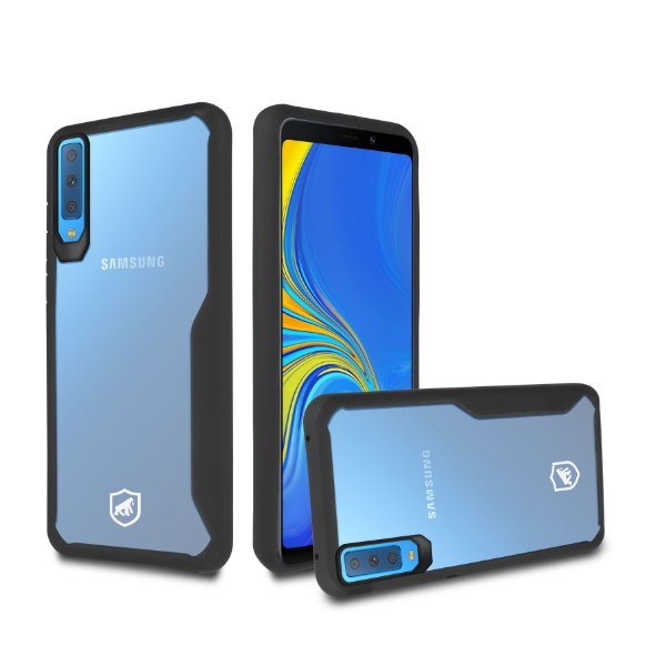 Capa Atomic para Samsung Galaxy A7 2018 - Preta - Gorila Shield