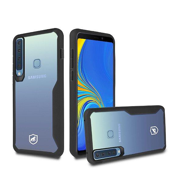 Capa Atomic para Samsung Galaxy A9 2018 - Preta - Gshield
