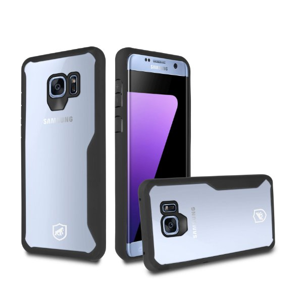 Capa Atomic para Samsung Galaxy S7 Edge - Preta - Gshield
