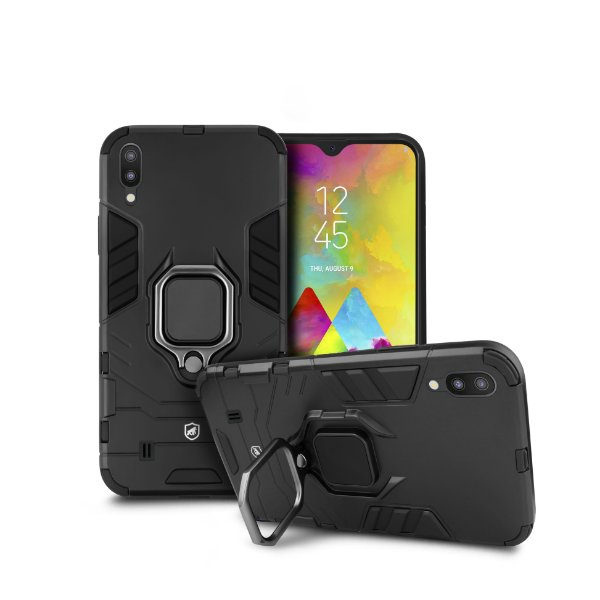 Capa Defender Black para Samsung Galaxy M10 - Gorila Shield