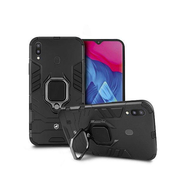 Capa Defender Black para Samsung Galaxy M20 - Gorila Shield