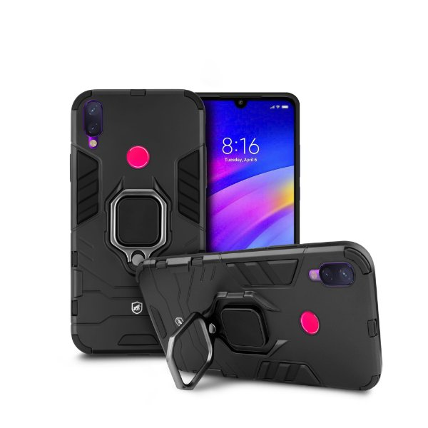 Capa Defender Black para Xiaomi Redmi 7 - Gorila Shield