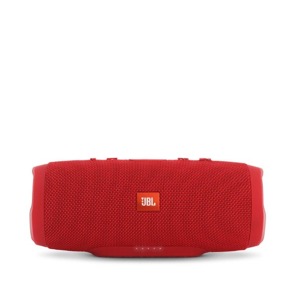 Caixa de Som JBL Charge 3 Vermelho - JBL