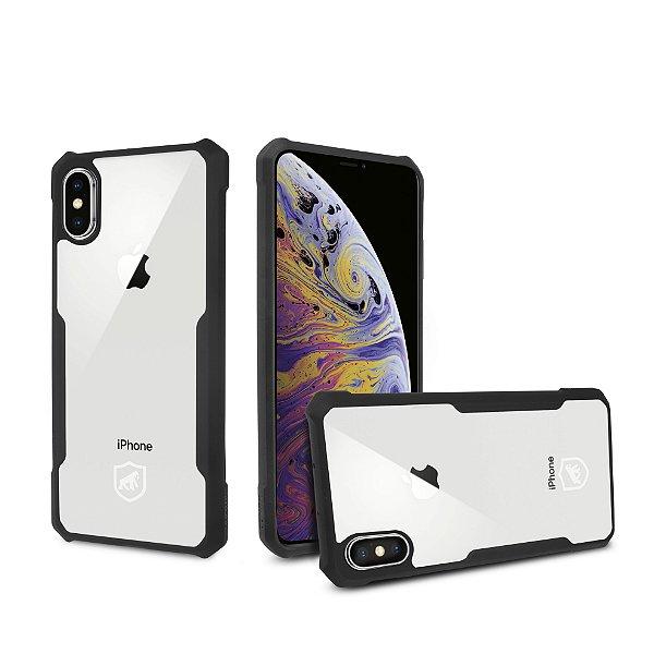 Capa Dual Shock X para iPhone XS Max - Gorila Shield
