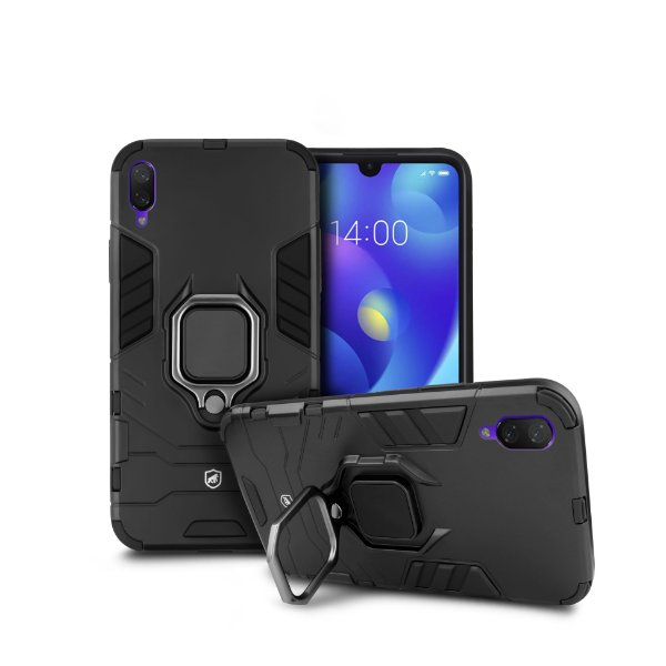 Capa Defender Black para Xiaomi Mi Play - Gshield