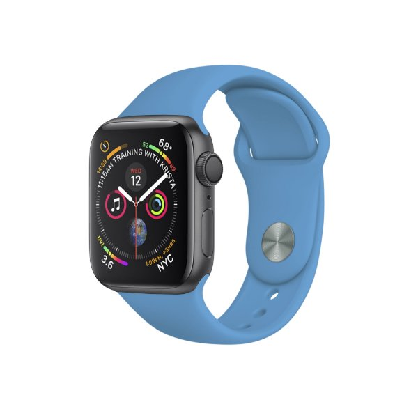 Pulseira para Apple Watch 42mm Ultra Fit - Azul Claro - Gorila Shield