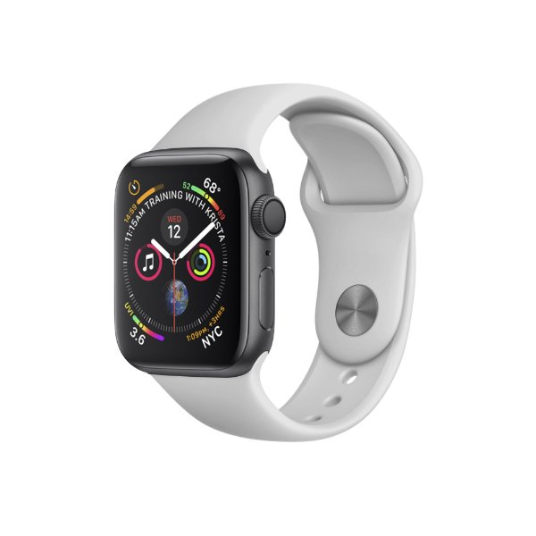 Pulseira para Apple Watch 42mm Ultra Fit - Branco - Gorila Shield