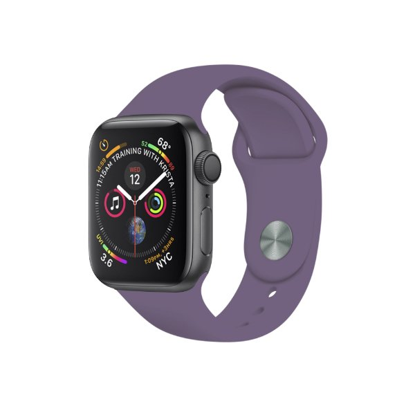 Pulseira para Apple Watch 42mm /44mm Ultra Fit - Violeta - Gshield