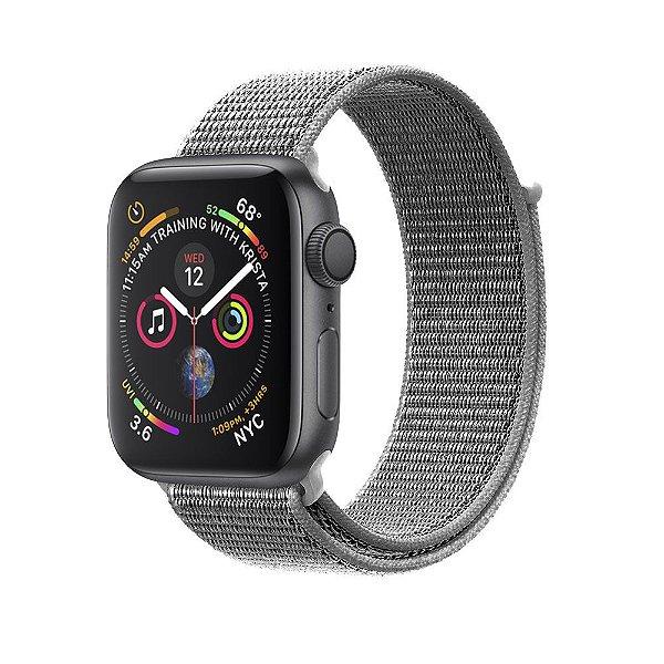 Pulseira para Apple Watch 42mm / 44mm Ballistic - Cinza - Gshield