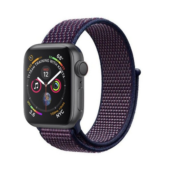 Pulseira para Apple Watch 42mm /44mm Ballistic - Blue Navy - Gshield