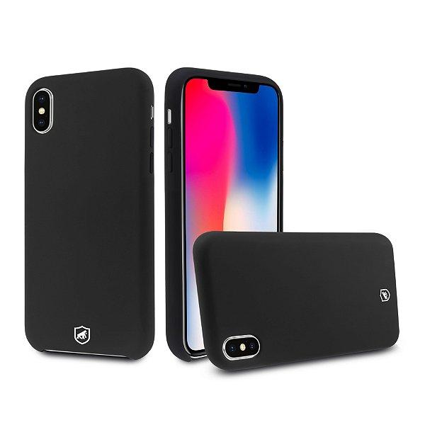 Capa Silicon para iPhone XS - Gorila Shield