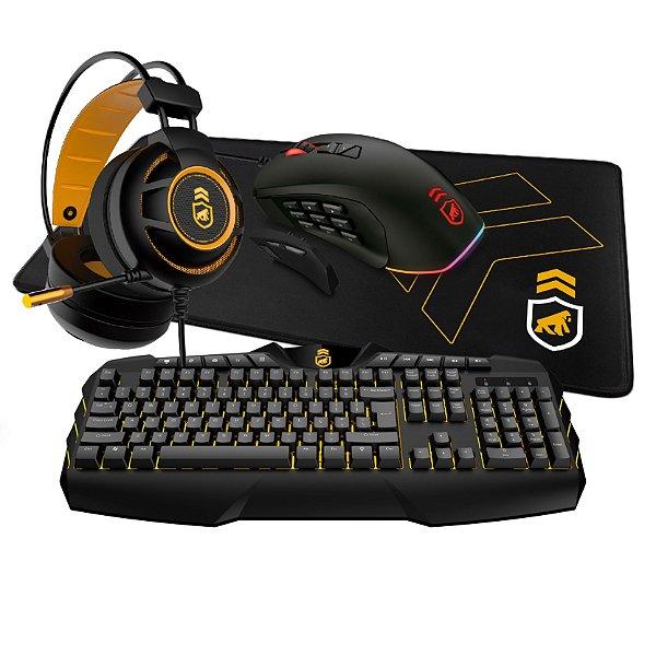 Kit Gamer Atomic 2 - Gorila Gamer