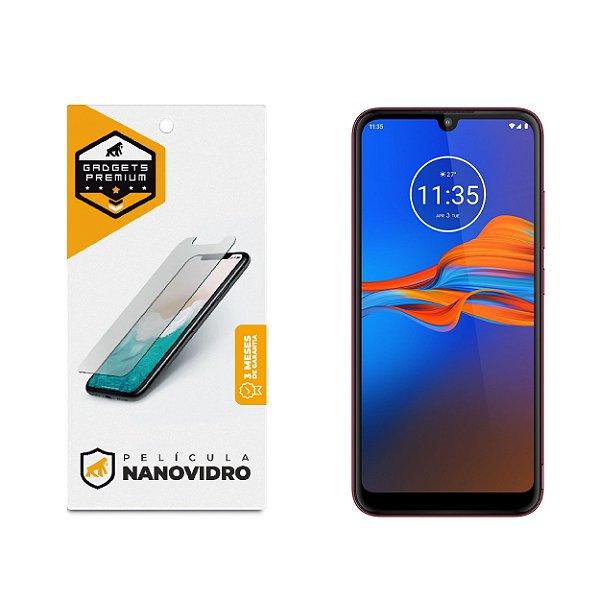 Película de Nano Vidro para Motorola Moto E6 Plus e E6S - GShield
