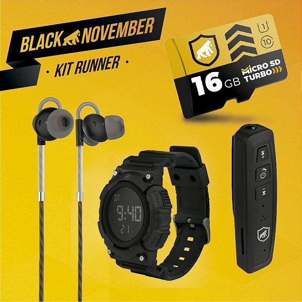 Kit Runner - Black November - GShield