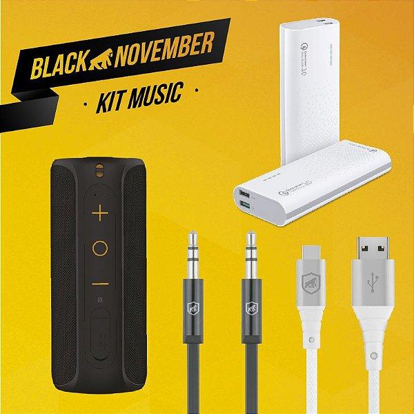 Kit Music II - Type C - Black November - GShield