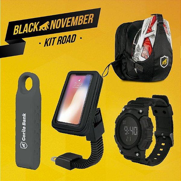 Kit Road - Black November - Gshield