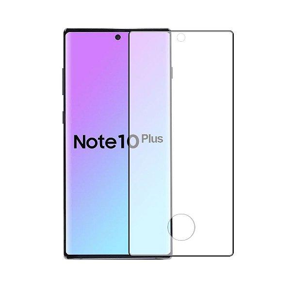 Película Coverage 5D Pro Preta para Samsung Galaxy Note 10 Plus - GShield