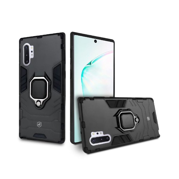 Capa Defender Black para Samsung Galaxy Note 10 Plus - GShield