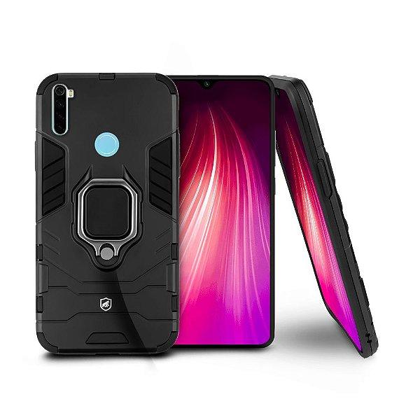 Capa Defender Black para Xiaomi Redmi Note 8 - GShield