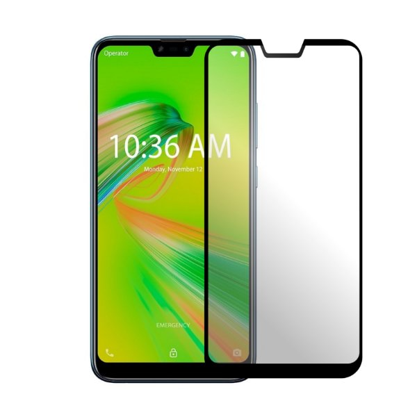 Película Coverage Color para Asus Zenfone Max Plus M2 e Max Shot - GShield