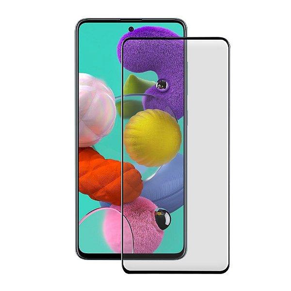 Película Coverage Color de Vidro para Samsung Galaxy A51 - GShield