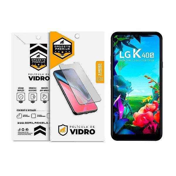 Película de Vidro Dupla para LG K40S - GShield