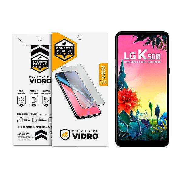 Película de Vidro Dupla para LG K50S - GShield