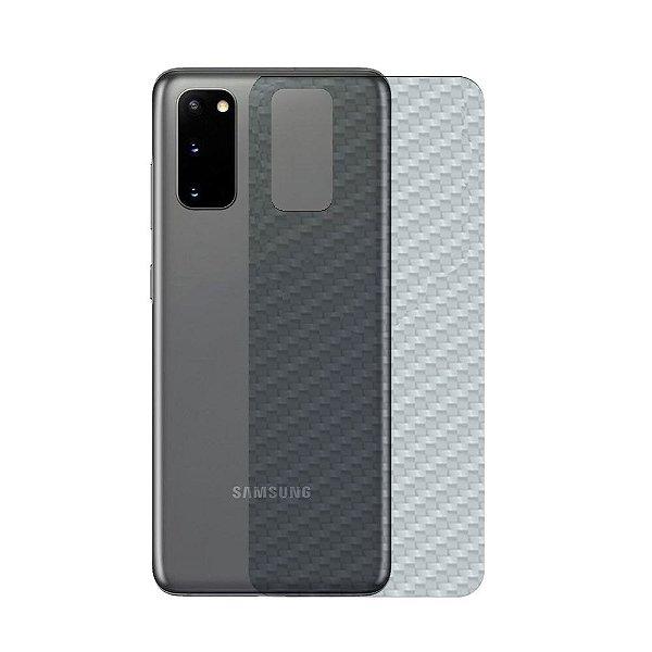 Película Traseira de Fibra de Carbono para Samsung Galaxy S20 - GShield